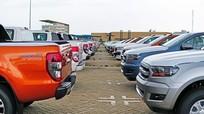Lệ phí trước bạ xe bán tải và xe VAN chính thức tăng gấp 3 lần