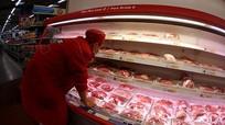 Thịt lợn nhập về Việt Nam giá 26.000 đồng/kg