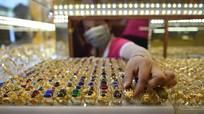 Giá vàng trong nước tiếp tục giảm bất chấp vàng thế giới tăng mạnh