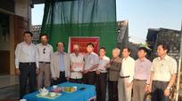 Hỗ trợ xây nhà tình nghĩa cho thân nhân liệt sỹ tại T.X Hoàng Mai