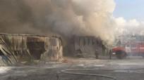Nga: Hỏa hoạn nghiêm trọng ở xưởng sản xuất giày làm 10 người chết