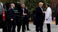 Bác sĩ Nhà Trắng tiết lộ sức khỏe của Tổng thống Trump