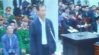 Tự bào chữa, nhiều thuộc cấp bật khóc xin lỗi ông Đinh La Thăng