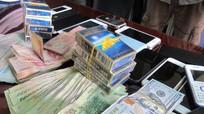 Điểm mặt 5 vụ đánh bạc lớn ở Nghệ An năm 2017