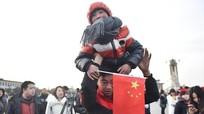"""Chuyến tham quan Bắc Kinh của """"cậu bé tóc băng"""""""