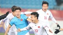 Fan Việt ở nước ngoài vỡ òa vì chiến thắng của U23 Việt Nam