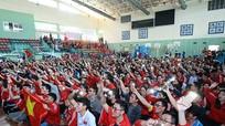 Tổng lãnh sự quán Việt Nam tại Thượng Hải khuyến cáo cổ động viên U23 Việt Nam