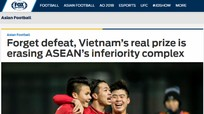 Báo chí thế giới viết gì về đội tuyển U23 và người hâm mộ Việt Nam?