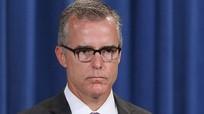 Phó giám đốc Cục điều tra liên bang Mỹ từ chức?