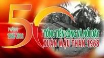 """Lễ kỷ niệm cấp Quốc gia """"Bản hùng ca Xuân Mậu Thân 1968"""""""