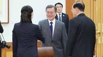 Ông Kim Jong-un mời Tổng thống Hàn Quốc đến Bình Nhưỡng