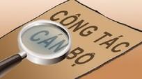 Kỷ luật cảnh cáo Phó trưởng Ban dân vận Tỉnh ủy