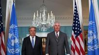 Ngoại trưởng Mỹ, Tổng Thư ký Liên Hợp quốc chúc mừng năm mới Mậu Tuất