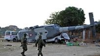 13 người thiệt mạng trong vụ rơi trực thăng chở bộ trưởng ở Mexico