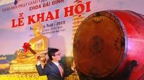 Phó Thủ tướng Vũ Đức Đam khai hội ngôi chùa lớn nhất Việt Nam