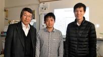 Hai sinh viên Việt thắng giải về phát triển trí tuệ nhân tạo tại Nhật