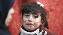 """""""Địa ngục trần gian Syria"""" vẫn hứng mưa bom bất chấp lệnh của Putin"""