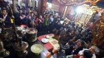 Giám đốc mất ghế vì lễ đền Trần: 'Không vấn đề gì'
