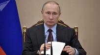 Putin: Hoa Kỳ lừa dối Nga một cách thô bạo và trắng trợn
