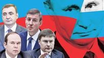 Những ngôi sao trẻ trên chính trường Nga vụt sáng dưới thời Putin