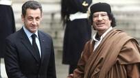 """Mối quan hệ """"cơm chẳng lành"""" giữa cựu tổng thống Pháp và cố lãnh đạo Libya"""