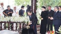 Hình ảnh Lễ an táng nguyên Thủ tướng Phan Văn Khải