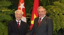 Toàn văn Tuyên bố chung giữa hai nước Việt Nam-Cuba
