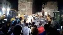 Sập khách sạn ở Ấn Độ, ít nhất 10 người chết
