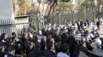 Vì sao người Iran xuống đường biểu tình?