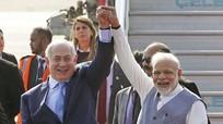 Chuyến thăm lịch sử của Thủ tướng Israel tới Ấn Độ