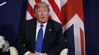 Tổng thống Mỹ Donald Trump hứa sẽ bảo vệ Vương quốc Anh nếu cần thiết
