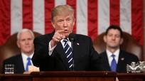 Tổng thống Trump cáo buộc Nga, Trung thách thức các lợi ích trong thông điệp liên bang