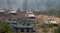 Châu Âu đánh giá xác suất chiến tranh với Nga đang gia tăng