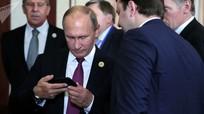 Tổng thống Putin thừa nhận không sử dụng điện thoại thông minh