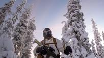 """Quân đội Mỹ huấn luyện chiến đấu trong điều kiện """"mùa đông nước Nga"""""""