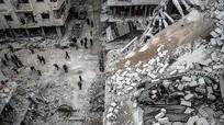 Mỹ cáo buộc Nga không chấp hành lệnh ngừng bắn tại Syria