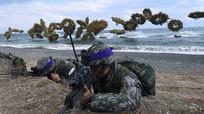 Mỹ - Hàn tập trận: Phép thử với Kim Jong-un