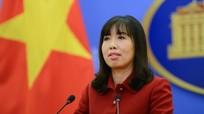 Việt Nam phản đối sử dụng vũ lực đe dọa cuộc sống người dân Syria