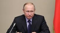 """Ông Putin: Sử dụng vũ lực """"qua mắt"""" Liên Hợp Quốc là tiếp tay khủng bố"""