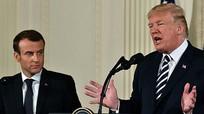 """Trump tuyên bố Mỹ sẽ để lại """"dấu ấn mạnh mẽ và lâu dài"""" ở Syria"""