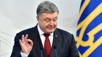 Ông Poroshenko hứa khôi phục vinh quang của hải quân Ukraine