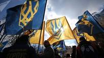 """Kiev phẫn nộ với việc truyền thông Anh giải thích khẩu hiệu """"Vinh quang Ukraine"""""""