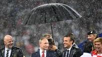 World Cup 2018 và chiến thắng chính trị cho ông Putin