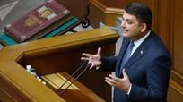 """Thủ tướng Ukraine """"hiến kế"""" thoát khỏi ảnh hưởng khí đốt của Nga"""