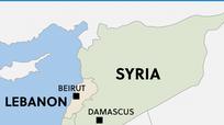 """Chiến tranh Syria khiến """"hàng xóm"""" thiệt hại 35 tỷ USD"""