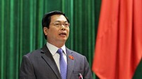 Ông Vũ Huy Hoàng rời ghế Chủ tịch Hội Hữu nghị Việt - Đức