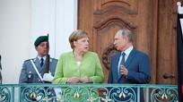 Ông Putin và bà Merkel phản đối chính trị hóa dự án Dòng chảy phương Bắc - 2