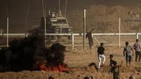 Israel đóng cửa biên giới với Dải Gaza sau bất ổn Palestine