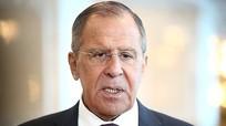 """Ngoại trưởng Lavrov: Nga sẽ đáp trả theo nguyên tắc """"có qua có lại"""" với Mỹ"""