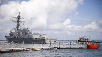Quân đội Mỹ di tản tiêm kích, tàu chiến để tránh siêu bão